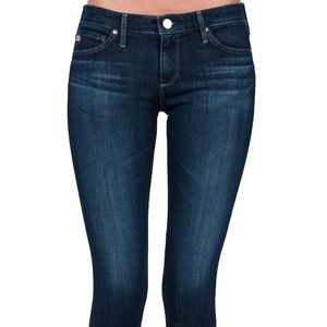 AG Legging Ankle Contour 360 Jeans in Crater (NEW)